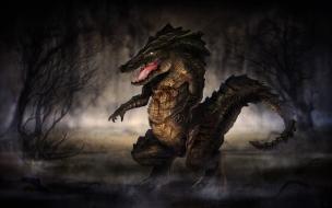 Helligator