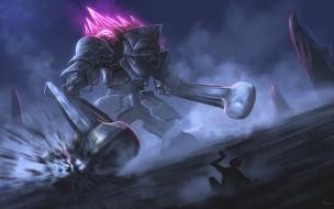 """""""Archipel"""" Online Card Game Artwork"""