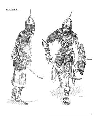 Oriental Creature Concept 2