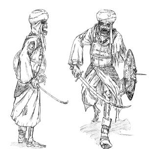 Oriental Creature Concept 1