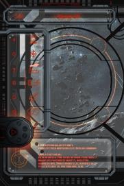 Sci-Fi Cardgame Design